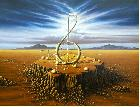 Online Art of artist Joe Joubert artwork titled Metronome